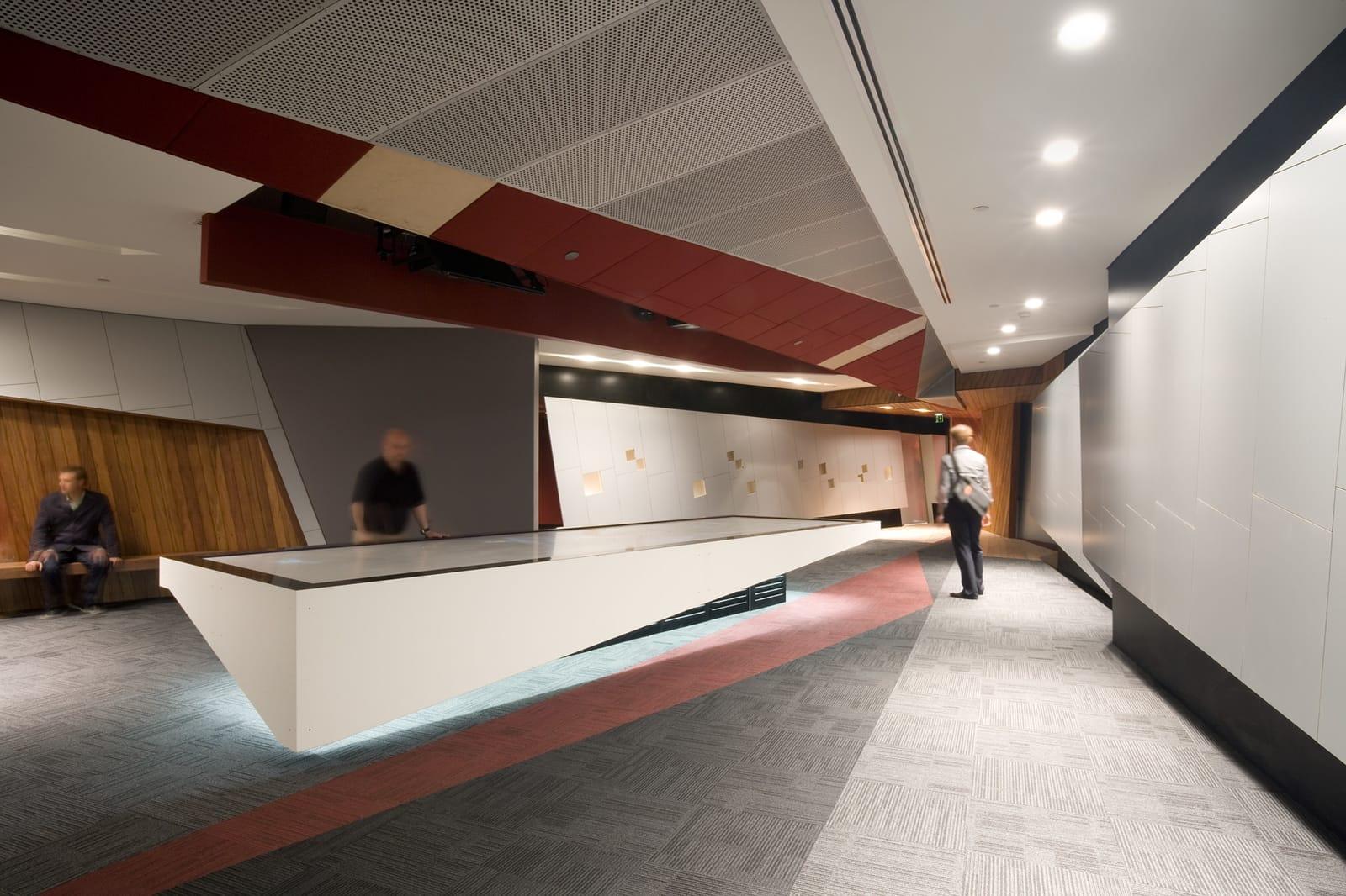 Anodised aluminium interior finishes at eureka-skydeck-01