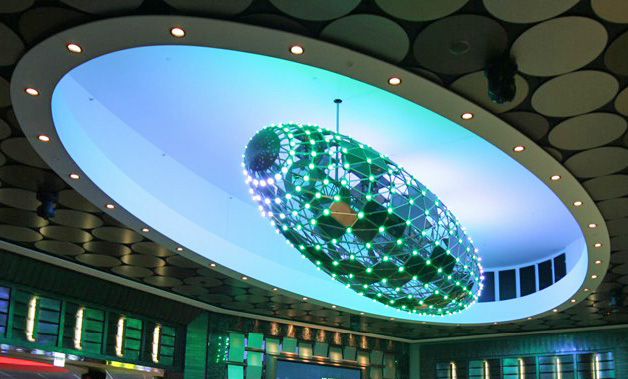 Aurora Feature Light - Crown Perth Casino 1