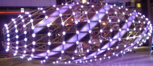 Aurora Feature Light - Crown Perth Casino 4