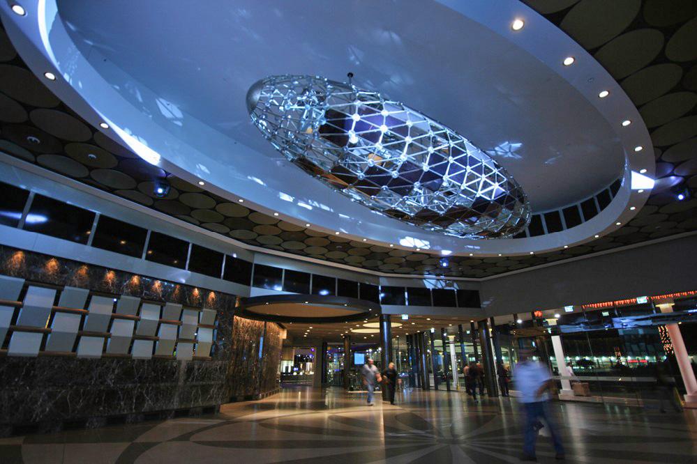 Aurora Feature Light - Crown Perth Casino 7