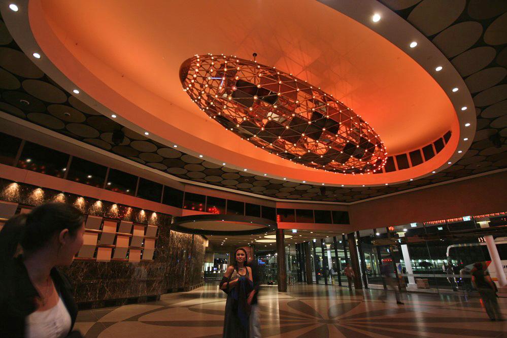 Aurora Feature Light - Crown Perth Casino 8