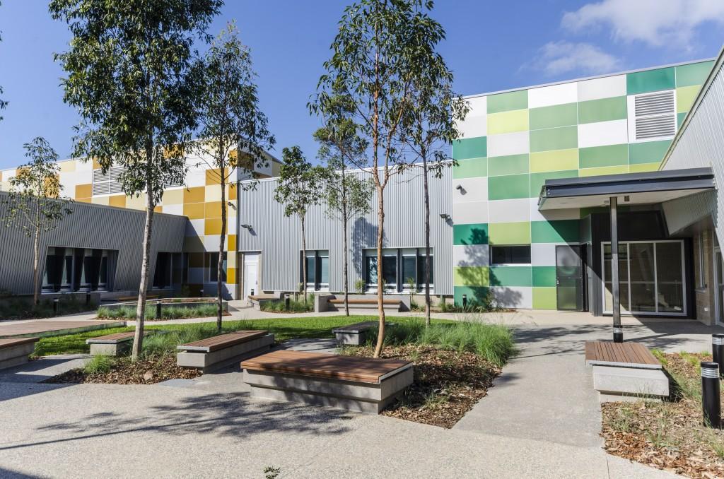 Gold Coast University Hospital (GCUH) - Mental Health Unit 2