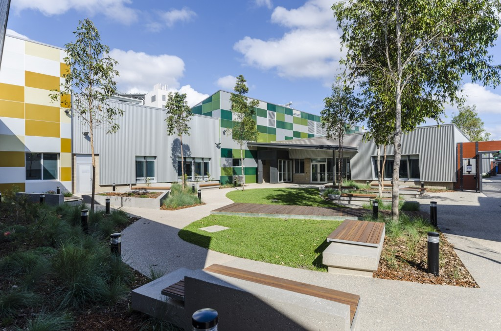 Gold Coast University Hospital (GCUH) - Mental Health Unit 3