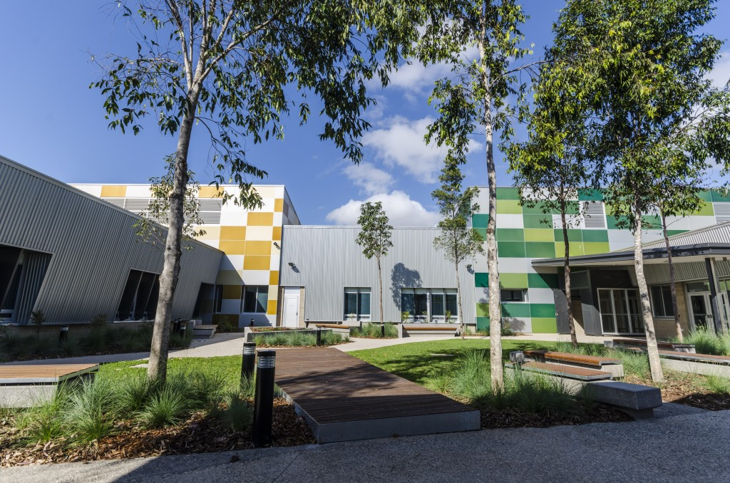 Gold Coast University Hospital (GCUH) - Mental Health Unit 4