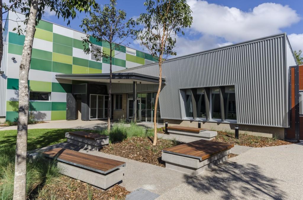 Gold Coast University Hospital (GCUH) - Mental Health Unit 5