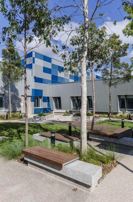 Gold Coast University Hospital (GCUH) - Mental Health Unit 7