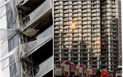 More Building Practitioners Disciplined for Melbourne Apartment Blaze