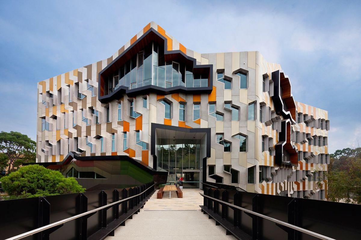 Sylvia Walton Building 1