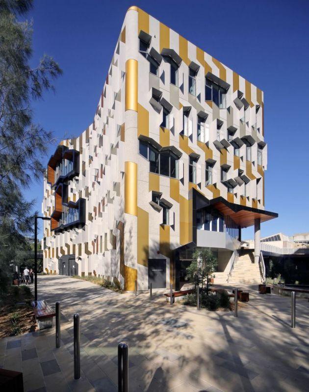 Sylvia Walton Building 3