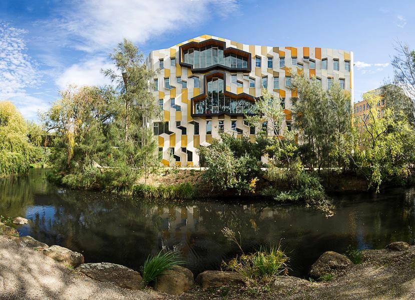 Sylvia Walton Building 5