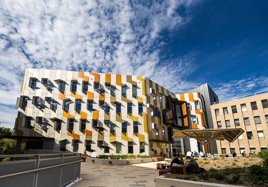 Sylvia Walton Building 6