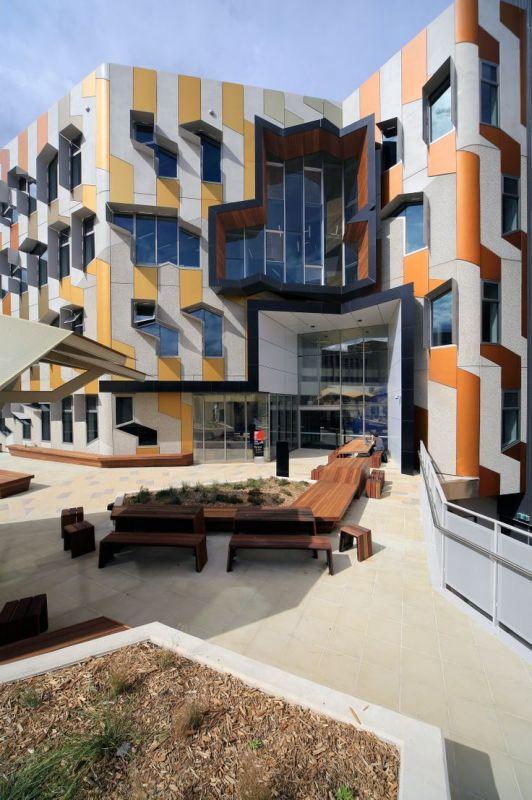 Sylvia Walton Building 7