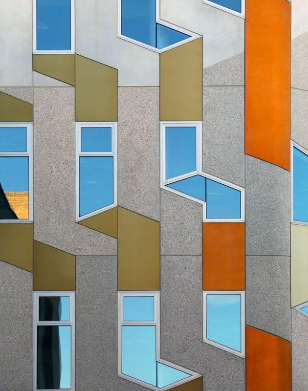 Sylvia Walton Building 8