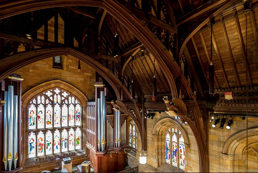The Great Hall of the University of Sydney2