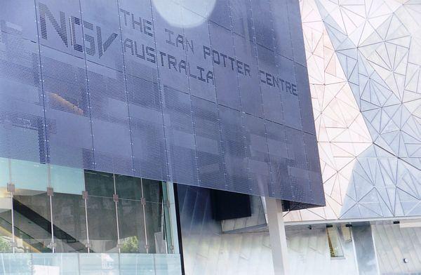 The Ian Potter Centre - NGV Australia, Federation Square 3
