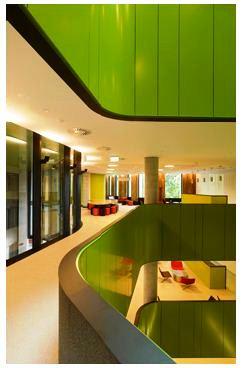 UNSW - Lowy Cancer Reseach Centre Atrium5