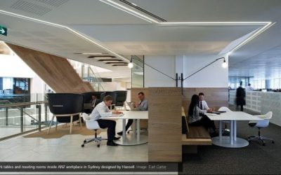 Open-plan offices: Greater productivity?