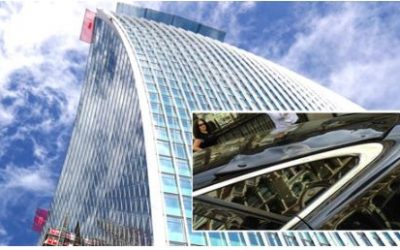 Blame Game Begins for London's Sizzling Skyscraper